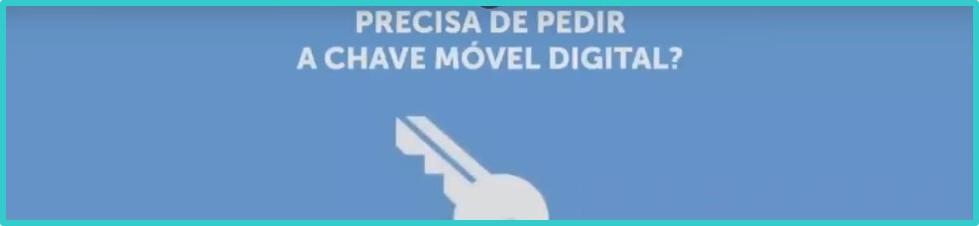 COMO ATIVIR/UTILIZAR: CHAVE MÓVEL DIGITAL / ESTADO PORTUGUÊS